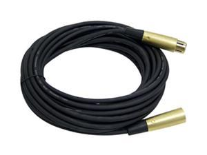 Pyle Model PPMCL30 30 ft. Symmetric Microphone Cable Female to Male