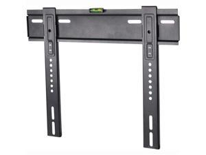 "SIIG CE-MT0F11-S1 Black 23"" to 42"" Ultra-Thin LED/LCD TV Mount"