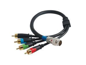 C2G RapidRun Component Video + S/PDIF Digital Audio V.2 Break-Away Flying Lead