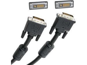 StarTech 15 ft DVI-I Dual Link Digital Analog Monitor Cable M/M