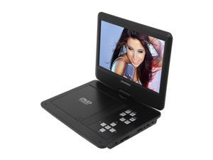 Sylvania SDVD1048 Portable DVD Player