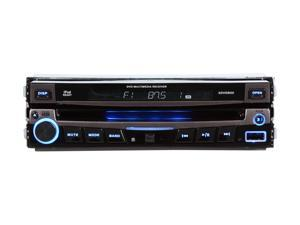 "Dual In-Dash DVD Receiver W/ 7"" Touch Screen Model XDVD9101"