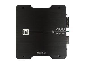 Dual 400W 2 Channels Amplifier