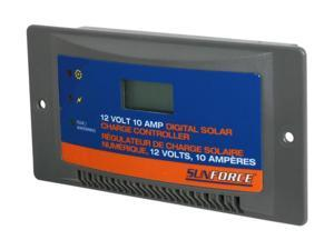 Sunforce 60031 10 Amp Digital Charge Controller