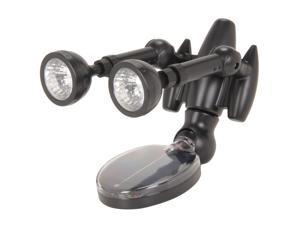 Sunforce 86318 Remote Controlled Dual Solar Security Spot Light