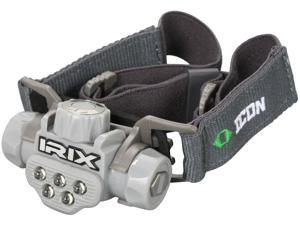 Icon Light IRIX II 5 LED Gray Head Lamp