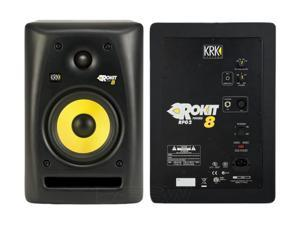 KRK Systems RP8G2 Rokit G2 Powered Studio Monitor
