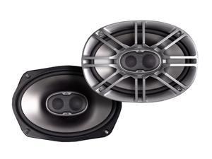 """Polk Audio db691 6"""" x 9"""" 300 Watts Peak Power 3-Way Loudspeaker"""