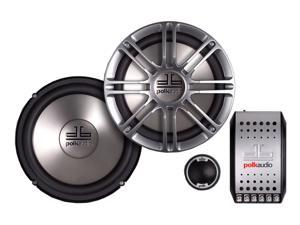 "Polk Audio db6501 6.5"" 300 Watts Peak Power 2-Way Component System W/Ex-Crossover"