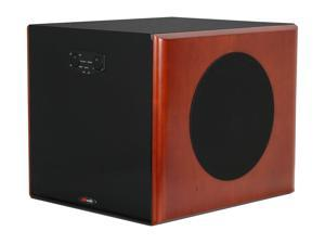 Polk Audio PSW Series PSW1000 Cherry Dual 10 Inch Powered Subwoofer Single