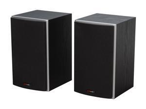 Polk Audio M10 Two-way bookshelf loudspeaker black Pair