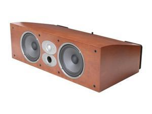 Polk Audio CSI A6-Cherry High Performance Center Speaker Single, Dual 6.5 inch Drivers and a 1-inch dome tweeter