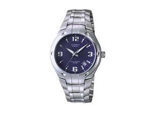 Casio Men's EF-106D-2AV Edifice 10-Year-Battery Analog Bracelet Watch