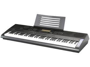 Casio 76-Key Digital Keyboard Workstation Audio Recording (WK-7500)