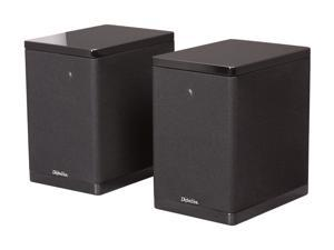 Definitive Technology StudioMonitor 350 Bookshelf/Stand Mount Speaker (Black) Pair