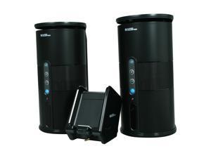 Audio Unlimited SPK-VELO-003 900MHz Wireless Indoor/Outdoor Speakers Pair