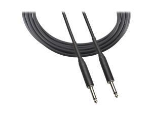 "audio-technica Model ATR-INST20 20 ft. 1/4"" - 1/4"" Phone Plug  Instrument Cable"