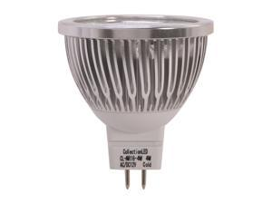 Collection LED MR 16 / 4 Watt / 30 watt Halogen replacement / 255 lumen / 6000k / 45 Degree Beam Angle / UL