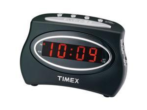 Timex T101B Extra Loud LED Alarm Clock