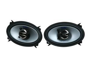 "Alpine SPS-406 4"" x 6"" 140 Watts Peak Power 2-Way Speaker"