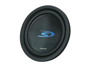 "Alpine SWS-1023D 10"" 900W Car Subwoofer"