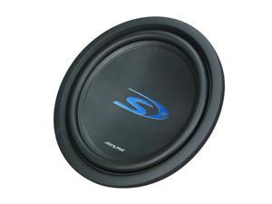 "Alpine SWS-1223D 12"" 900W Car Subwoofer"