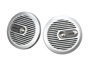 "Alpine SPS-M600 6.5"" Coaxial 2-Way Marine Speaker"