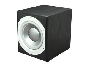 """Infinity Primus PS312BK 12"""" Powered Subwoofer - Black Single"""