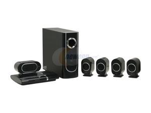 Iluv i1277 Slim Desktop iPod / DVD Player w/5.1 CH Speaker System