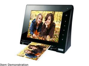 Skyla FS80 8-inch Scanning Digital Photo Frame with 1GB Internal Memory