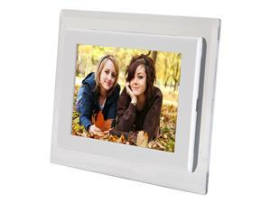 "ViewSonic DP701W4WH 7"" 7"" 800 x 480 High Resolution Digital Frame w/128MB Internal Memory"
