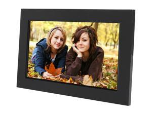 "ViewSonic VFA720W-50 7"" Digital Photo Frame. Black"