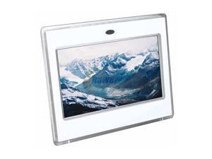 "Ziga CRDMP4S7 7"" 7"" 420 x 234 resolution Digital Picture Frame with integrated MP3 player and video support"