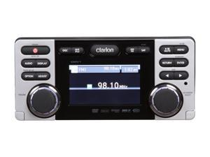 "Clarion CMV1 3.5"" Watertight Marine DVD Receiver"