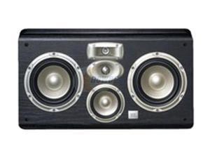 """JBL Studio L Series LC2BK 4-Way Dual 6"""" (170mm) Wall-Mount Center Speaker Single"""