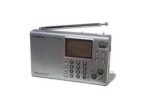 Sangean FM-Stereo / AW / SW PLL Synthesized Radio ATS-404