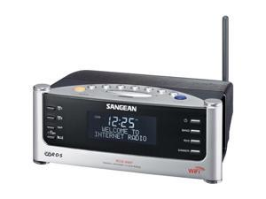 Sangean Internet Radio / FM-RDS Digital Clock Radio RCR-8WF