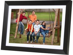"Aluratek ADMPF119 19"" 1440 x 900 Digital Photo Frame with 2GB Built-in Memory"