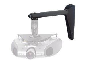 "Peerless-AV PWA-14 14.25"" Projector Wall Mount Arm Black"