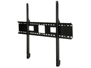 "Peerless-AV SF680P Black 61"" - 102"" Universal Flat Wall Mount"