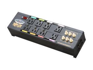 Tripplite - 8 Outlet Ultimate Protection Home Theater A/V Surge Suppressor (AVBAR8)