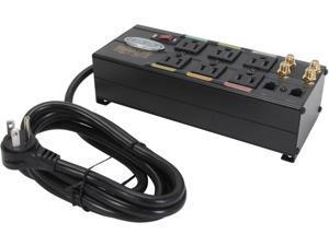 Tripp Lite AVBAR6 6-Outlet Ultimate Protection Isobar Audio/Video Surge Suppressor