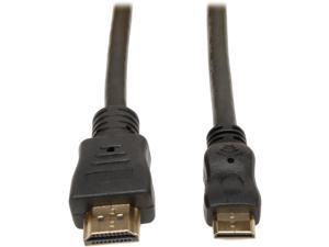 Tripp Lite 6ft High Speed with Ethernet HDMI to Mini HDMI Cable