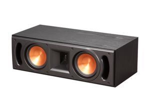 Klipsch Reference RC-52 II Center Speaker, black ash wood grain vinyl Each