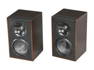 Klipsch WB-14 Icon – W Series Espresso Bookshelf/Surround Speaker - Pair