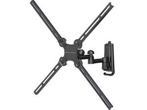 "LEVEL MOUNT LM37DJ 10"" - 47"" Dual-Arm, Full-Motion Plus Flat Panel Mount"