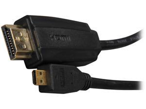 Kanex HDMIMIC6FT 6 ft. High Speed Micro HDMI Cable - 6 ft. M-M