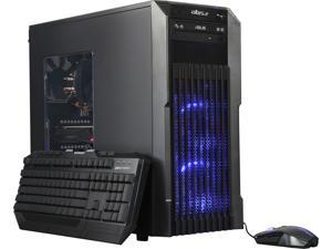 ABS Vortex Aries Gaming Desktop ALI122 Intel i7-7700K (4.2 GHz) 32 GB DDR4 240 GB SSD 2 TB HDD  NVIDIA GTX 1070 8 GB Windows 10 Home 64-Bit