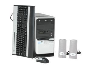 Acer Desktop PC Aspire AST690-UP935A Pentium D 935 (3.2GHz) 1GB DDR2 250GB HDD Windows Vista Home Premium