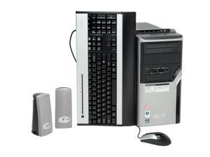 Acer Desktop PC Aspire AM3100-UD5200A Athlon 64 X2 5200+ 3GB DDR2 500GB HDD Windows Vista Home Premium (English / French)
